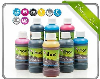 RIHAC Refill Ink for Epson R2880 T0961 T0962 T0963 T0969 cartridges CISS Inks