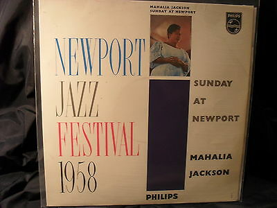 Mahalia Jackson - Sunday At Newport