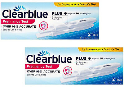 Clearblue 4 Days Early Pregnancy Test Twin-Pack-2