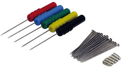 Electronic Acupuncture Probes - isolation piercing set - DITEX