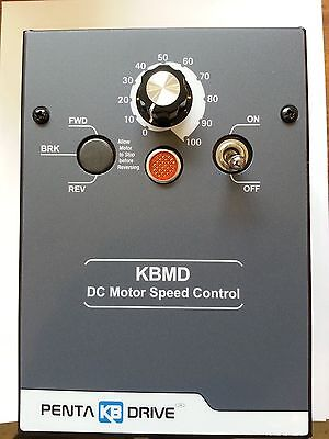 *new* Kb Electronics Dc Motor Controls - Kbmd-240D