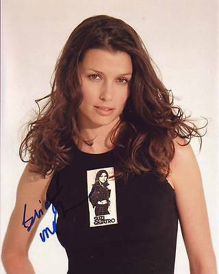 Bridget Moynahan Signed Autographed 8x10 Photograph Television
