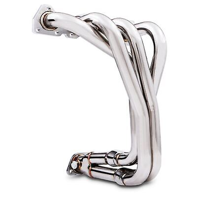 Stainless Steel 4-2-1 Exhaust Manifold For Citroen Saxo Phase 1 1.6 16V Vts