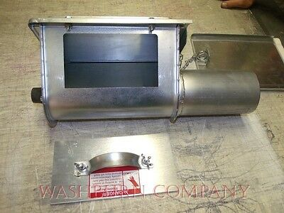 """Chore Time Metal Boot Hopper Assembly 4"""""""