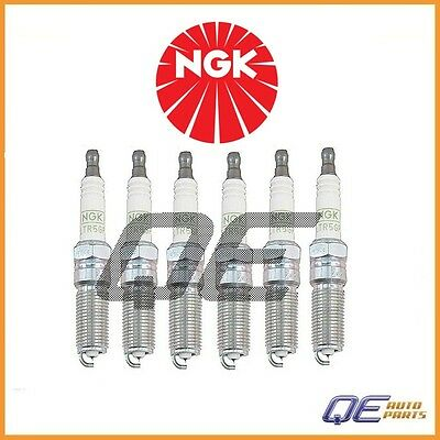 6 Spark Plugs NGK G-Power Platinum 5019 / LTR5GP Chevloret Cobalt Equinox Isuzu
