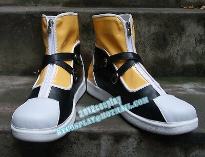 Kingdom Hearts II SORA Cosplay Shoes Custom-Made