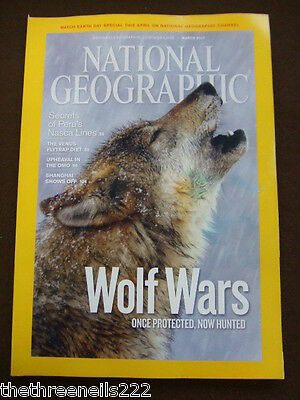 National Geographic - Wolf Wars - March 2010