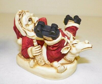 Harmony Kingdom Holy Roller Trinket Box Made In England