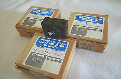 *NEW* Thomson Saginaw Ballscrew Fixed End Support Block Bearing - CNC Router DIY