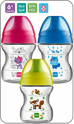 MAM Learn To Drink Cup 190m Available in 3 colour