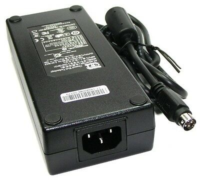 12V 10A (120W) Power Supply For QNAP TS-409, TS-412 Turbo NAS, TS-419P, DS410