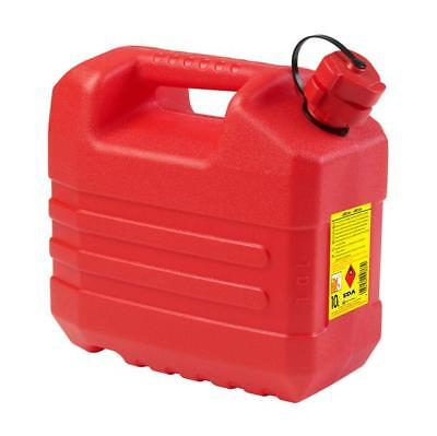 3  Jerrican  Carburant 10 Litre Tondeuse Groupe Electrogene Fraise A Neige