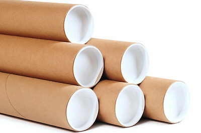 Many Sizes A1 A2 A3 A4 Bulk Postal Tubes Packing Tubes + End Caps Cardboard Tube