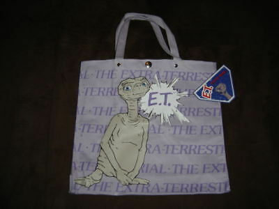 Sac/Cabas E.T. The Extraterrestrial - violet - NEUF.