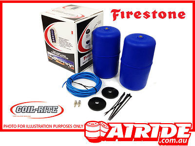 1988 - 2016 Nissan Patrol Gu/gq Wagon Firestone Coil Rite Air Assist Kit