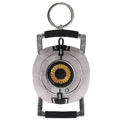Portal 2 Space Sphere Plush Key Chain - Crowded Coop - Valve