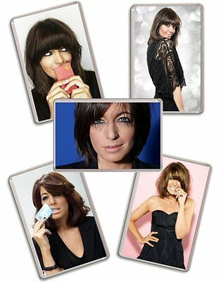 Claudia Winkleman Fridge Magnet Chose from 5 designs FREE POSTAGE