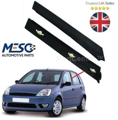 O.e. Front Left Door B Pillar Plastic Moulding Trim Panel Ford Fiesta 2001-2008