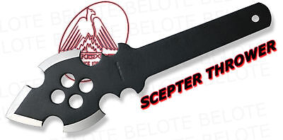 """Condor Scepter 9.5"""" Throwing Knife Thrower CTK1006S NEW"""
