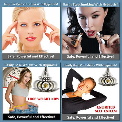 Self Hypnosis Software and Audio Bundle for PC/Windows!