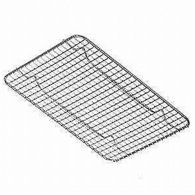 Half Size Insert Wire Pan Grate Cake Cooling Rack NEW! FREE SHIPPING!!