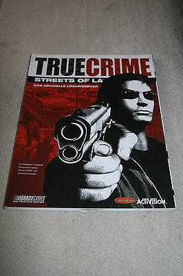 Lösungsbuch True Crime Streets of LA Spieleberater