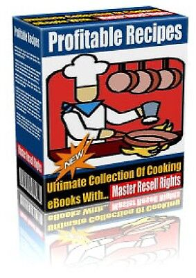 8,000 Recipes 45 Cooking and Recipe eBooks + Home Made Chocolate Recipes on 1 CD