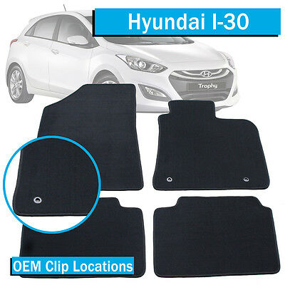 TO FIT: Hyundai i-30 GD - (2012-Current) - Tailored Car Floor Mats