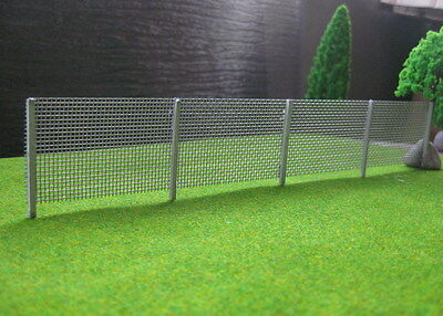 LG7201 1 Meter Model wire mesh fencing chain link 1:76 OO Scale new