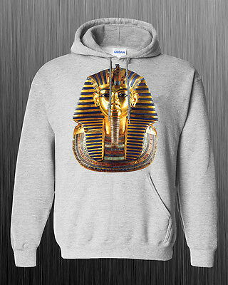 King Tut Hoodie - Ancient Egypt - Egyptology - mystery Egyptian pyramids mummy