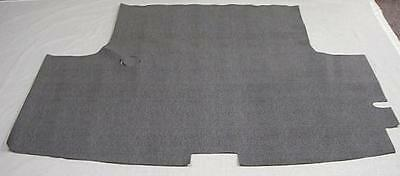 1970-1976  Plymouth Duster Rubber Trunk Mat