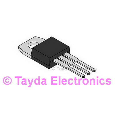 2 x IRF610 Power MOSFET N-Channel 3.3A 200V - FREE SHIPPING
