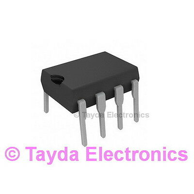 50 x LM386 LM386L Audio Power Amplifier IC - FREE SHIPPING