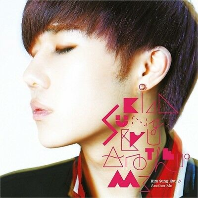 Kim Sung Kyu Kim Sung Gyu INFINITE - Another Me (1st Mini Album) CD+Poster K-POP