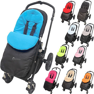Footmuff /cosy Toes  Graco Compatible With Baby Toddler New Pushchair