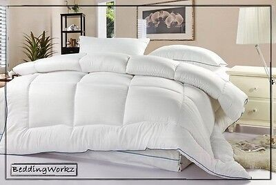 Luxury Microfibre Soft Like Down Duvet Quilt **King - All Togs**