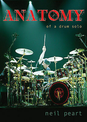Neil Peart Anatomy of a Drum Solo DVD