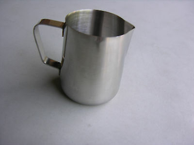 Espresso Milk Frothing Pitcher 12 Oz Steam Latte Free Shipping Us Only