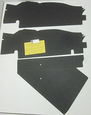 1977 - 1979  Ford Thunderbird Trunk Tail Panel Kit 2 Pieces