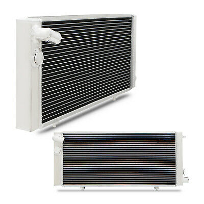 40mm ALUMINIUM RACE RADIATOR RAD FOR PEUGEOT 205 309 MK2 1.6 1.9 8V GTI 1.8TD