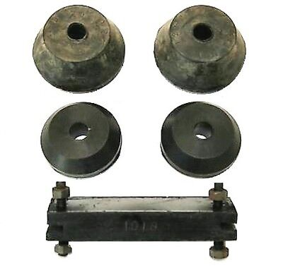 5-pc Set of Engine Mounts for 1948-1956 Dodge Trucks Six