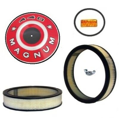 MoPar Air Cleaner Detail Set for 1967-1971 B-Body 383/440