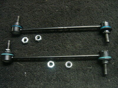 PEUGEOT 406 SALOON ESTATE COUPE 2 FRONT ANTI ROLL BAR STABALISER DROP LINKS