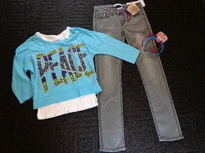 NWT New Girls Size 12 Wholesale Fall Winter Clothes Lot Shirt Outfits