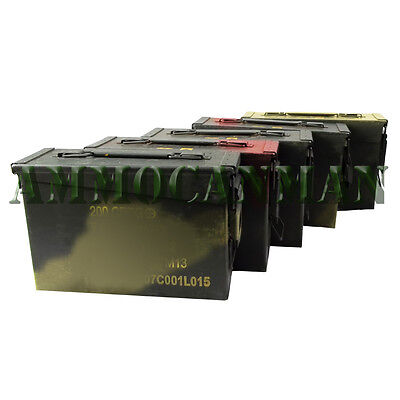 30 Cal Ammo Can-Grade 2 (5 Pack) FREE SHIPPING!!