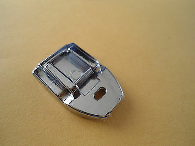 Concealed Invisible  Zipper  Presser Foot for Brother ,SINGER