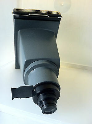 Polaroid Camera Microscope Mount