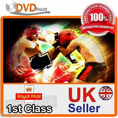 Learn The Art Of Kick Boxing Training Dvd