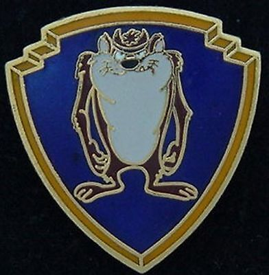 Tasmanian Devil Pin~ Looney Tunes~TAZ~ older '80's vintage ~ by Pinnacle Designs