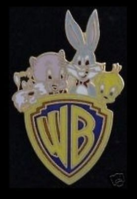 WB Looney Tunes Pin~Bugs Bunny~Porky Pig~Sylvester~Tweety Bird~Pinnacle Designs